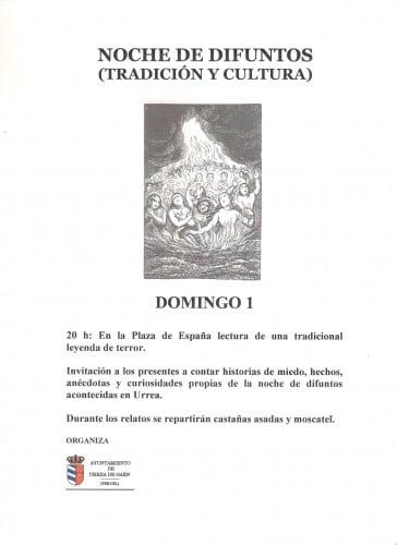 CARTEL NOCHE DIFUNTOS DEFINITIVO